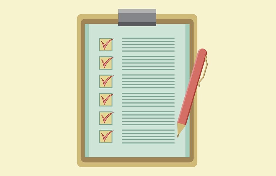 Standard Workload Form
