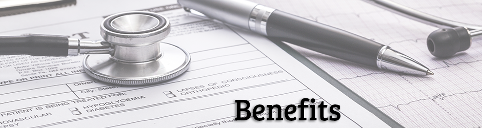 Benefits - OPSEU Local 558