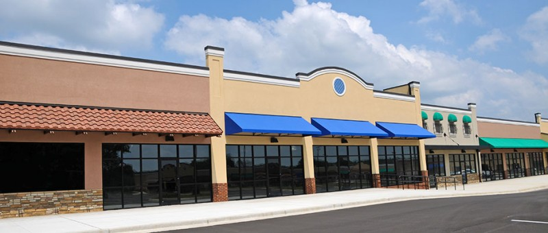 Strip Mall Campuses